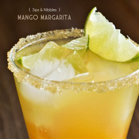 mango margarita rocks mango margarita fork knife swoon
