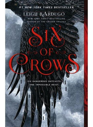 libro six of crows book six of crows book by leigh bardugo paperback chapters indigo ca
