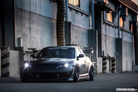 street drift cars the street dancer naoki ishijima s rx 8 stancenation