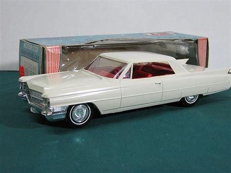 Cadillac Plastic by Photo 1964 Cadillac Coupe 1 25 Promo Johan