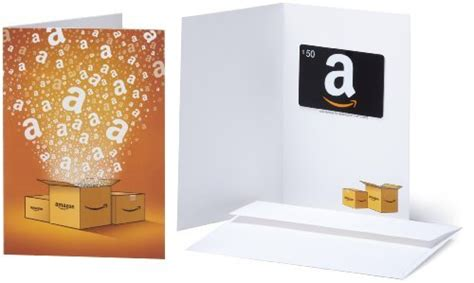 Amazon Gift Card Shipping Fee - amazon com gift cards in a greeting card free one day shipping