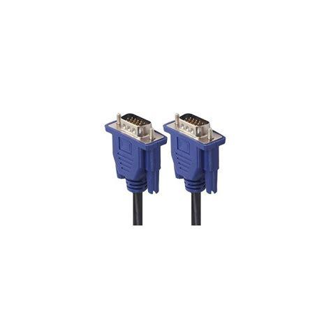 Harga Kabel Vga Monitor harga jual kabel vga ke vga 15m