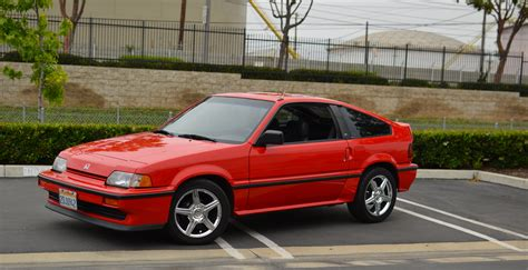 old hot hatchbacks 1987 honda crx archives the truth about cars