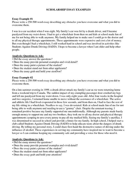 scholarship essays sles resume exles templates amazing ideas of how to write a
