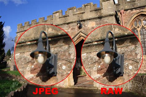 format video raw photography basics raw vs jpeg it does make all the