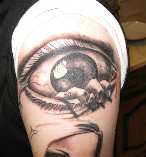 eye for an eye tattoo design design design for
