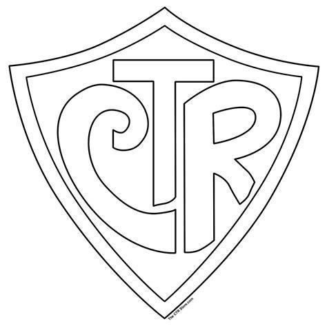 { Mormon Share } Large CTR Shield