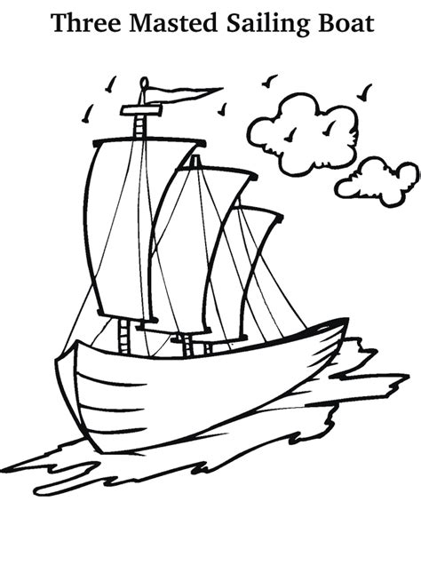 Ship Coloring Pages Coloringpagesabc Com Ships Coloring Pages