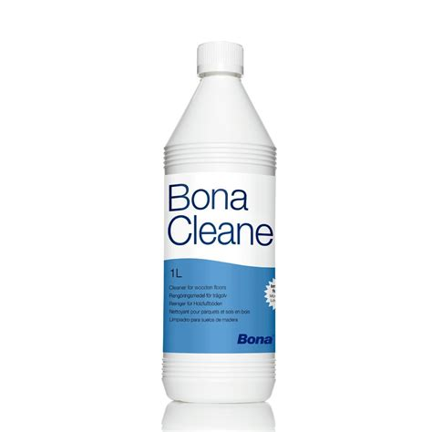 1 litre bona parkett cleaner for wooden and laminate
