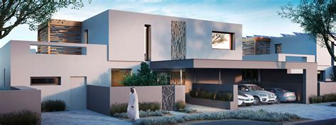 Four Bedroom House For Rent solar powered villas in abu dhabi masdar city what s on