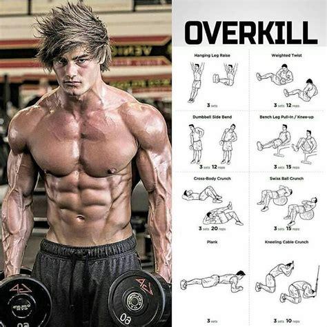 overkill abs workout weighteasyloss