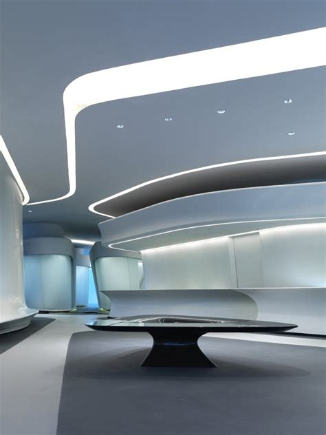 futuristic design galaxy soho zaha hadid architects arch2o com