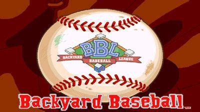 backyard baseball symbian backyard baseball sis