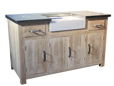 meuble evier de cuisine meuble evier meubles cuisine pin massif pas cher la remise