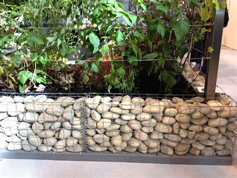gabion walls baskets