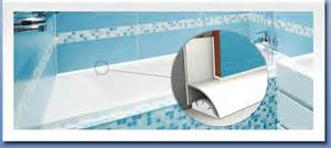 Folding Shower Screen For Bath shower seal bath seal from trimlux aquastrap sealux