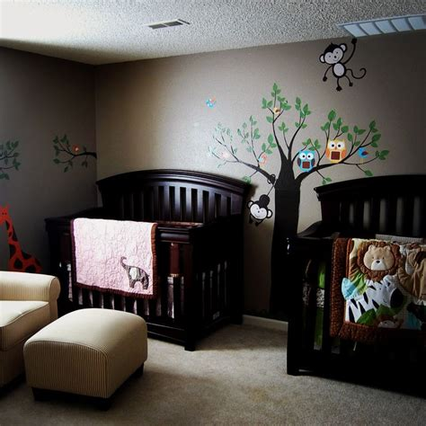 jungle baby room ideen jungle nursery baby room ideas