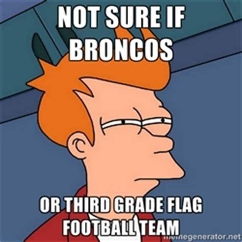 Anti Broncos Memes - the 25 funniest broncos super bowl memes total pro sports