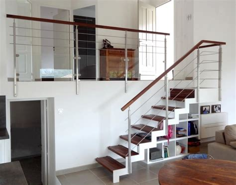 Escalier Métallique Interieur 311 by Gamme Ferro