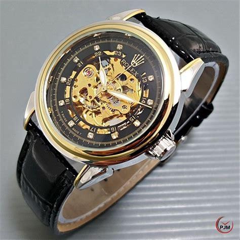 Harga Merk Jam Tangan Rolex jual jam tangan pria rolex automatic di lapak point