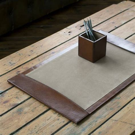 Diy Desk Blotter Best Home Design 2018 Diy Desk Blotter