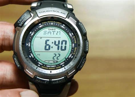 Keren Jam Tangan Suunto Sp 001 review casio protrek prg 110 1v jam sensor dengan