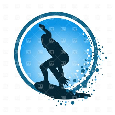 surfing clipart surfer 1516 royalty free vector clip