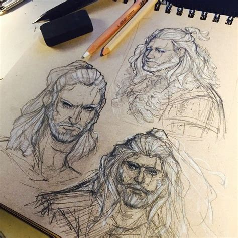 Witcher 3 Sketches by 194 Best Images About The Witcher 3 On Witcher