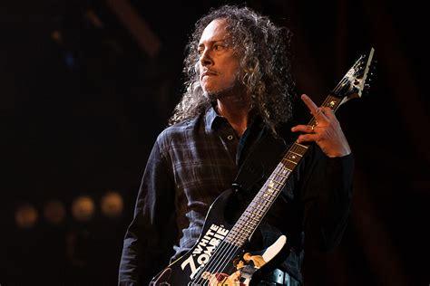 Kirk Hammett | kirk hammett metallica s new album is 25 percent done