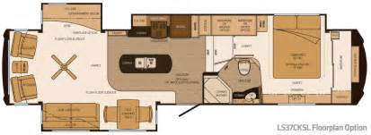 gallery for gt luxury motorhomes floor plans