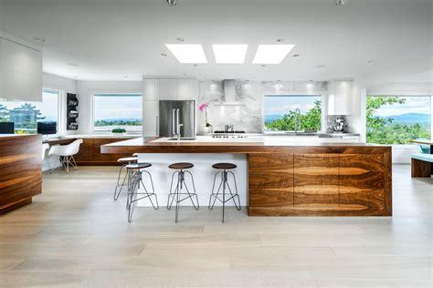 Luxury Contemporary Modern Custom Kitchen Design 9