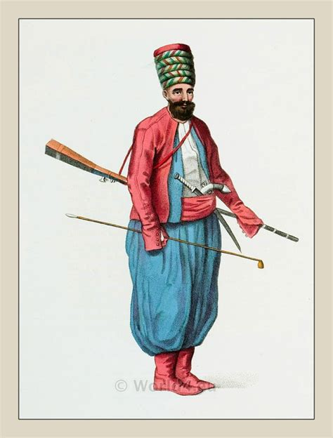 Ottomans Turks Ottoman Empire Costume Turkish Dress Creations Ottoman Empire