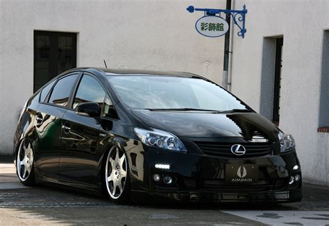 lexus hatchback modded modded prius page 2 unofficial honda fit forums