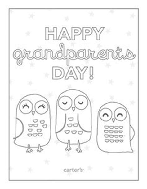 grandparents day card template grandparents day ideas on grandparents day