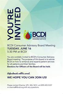 Invitation Letter For Advisory Board Meeting Advisory Board Invitation Template Infoinvitation Co