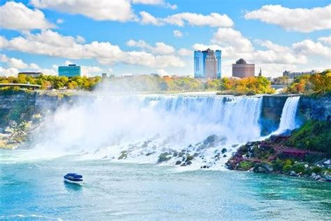 niagara falls boat tour discount niagara falls in one day tour from new york city new