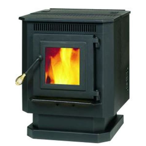 englander 1 500 sq ft pellet stove 25 pdvch the home depot