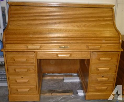 Roll Top Desk For Sale Used by Oak Roll Top Desk For Sale In Pacifica California