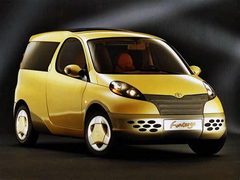 toyota funcargo concept   concept cars