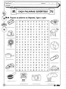 Jornal ponto com atividades de ortografia 5 186 ano letras m e n
