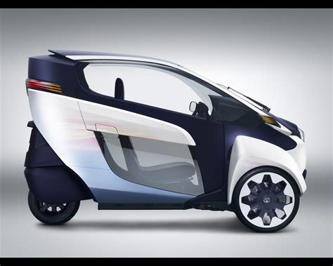motor cars toyota toyota iroad electric personal mobility vehicle concept 2013