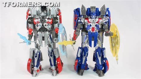 Exlusive Mainan Figure Transformers Aoe Optimus Prime Leader transformers news reviews comics and toys tformers