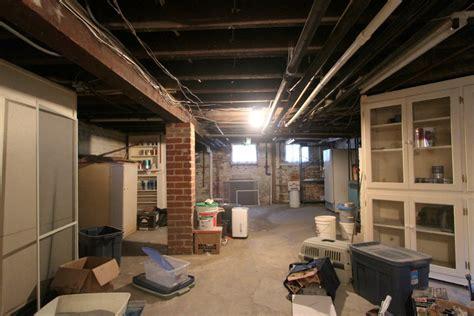 big basements basement renovation commences the big dig my shoebox