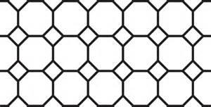 dci stencil patterns 10 inch octagon tile