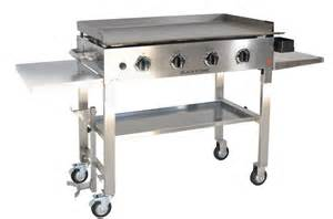 stainless griddle for gas grill blackstone 36 stainless steel outdoor griddle