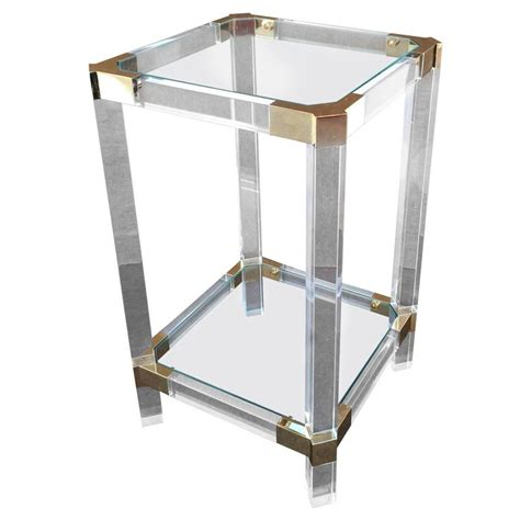 glass side tables for bedroom 17 best ideas about glass side tables on pinterest gold