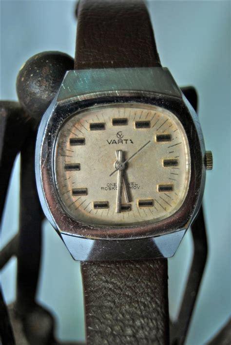 Harga Jam Tangan Merk Garuda djaman djadoel jam tangan varta rusia