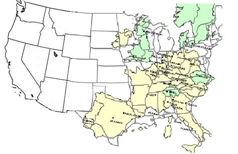 united states map compared to europe terrierman s daily dose europe vs the u s and