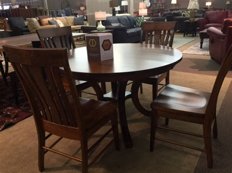 Amish Dining Room Set by Amish Round Dining Set Dining Room