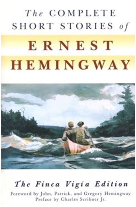the complete short stories of ernest hemingway english buy the complete short stories of